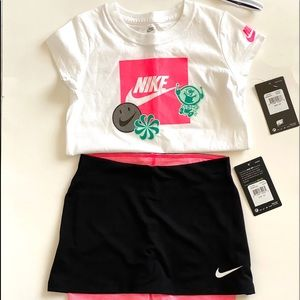 Nike girl bundle 6X